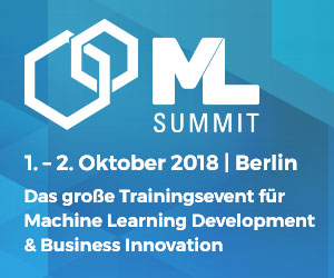 ML Summit banner