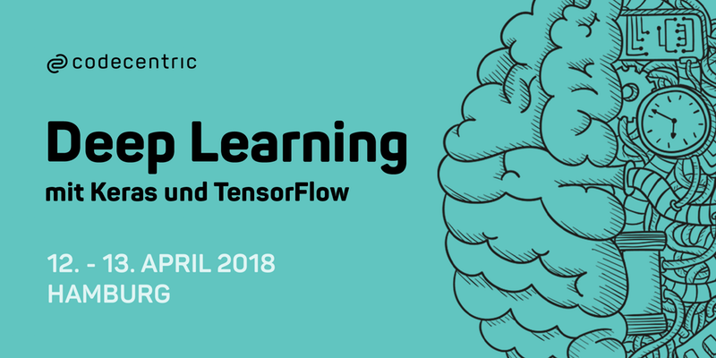 July 5th & 6th in Münster: Workshop on Deep Learning with